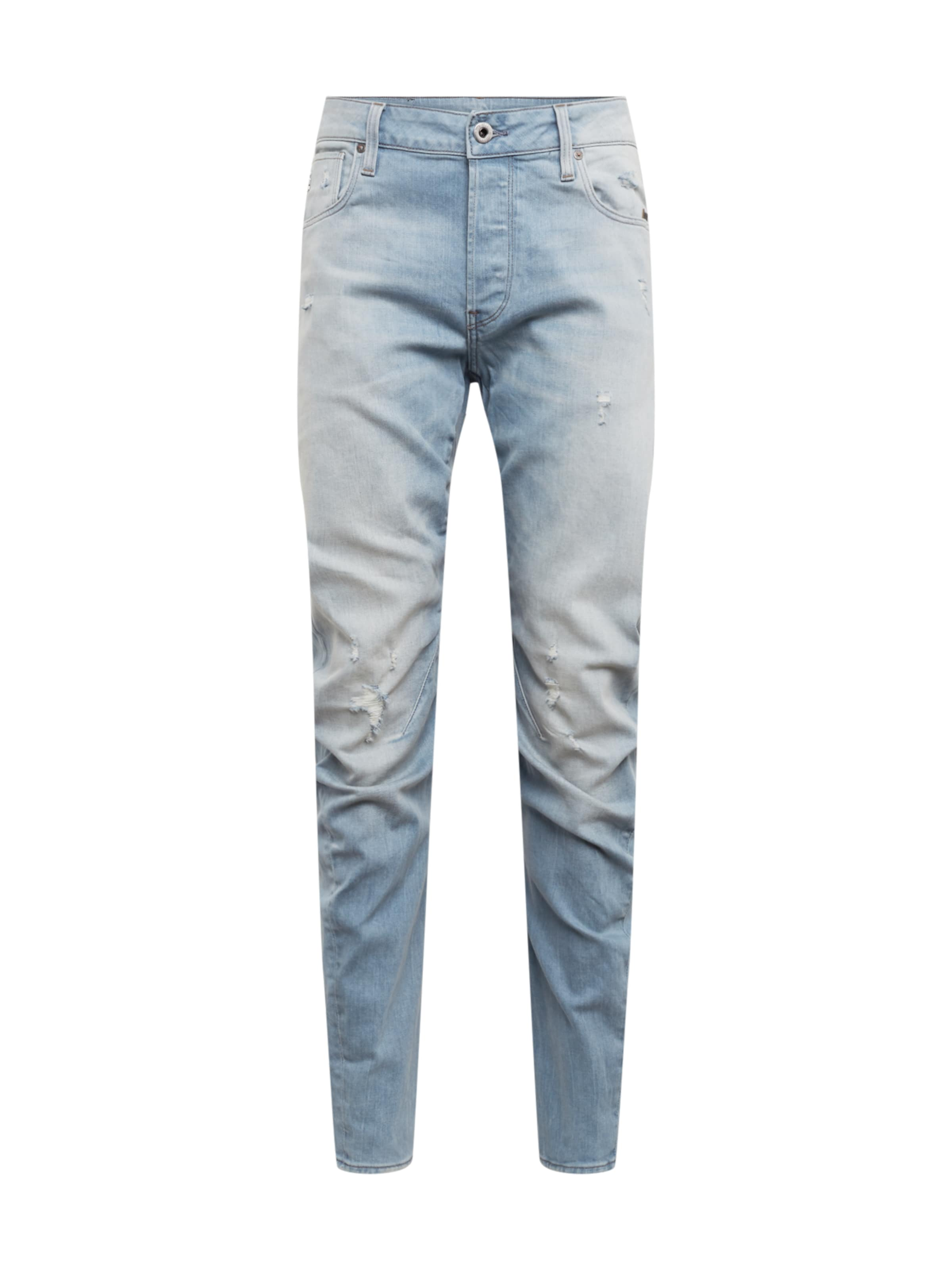G Denim Jean En star 'arc Slim' Bleu Raw 3d 354RLqAj