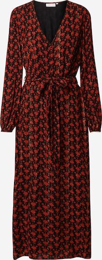 Fabienne Chapot Kleid 'Isabella Isa' in rostrot / schwarz, Produktansicht