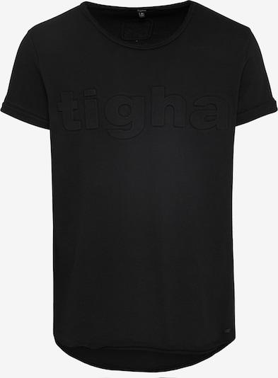 tigha Shirt 'Milo Logo' in schwarz, Produktansicht