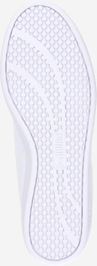 PUMA Tenisky - bílá: Pohled zdola