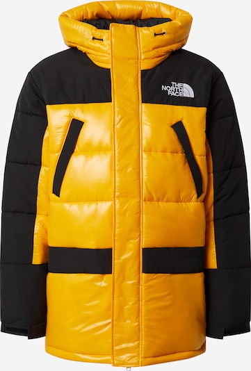 THE NORTH FACE Winterparka 'HIMALAYAN' in de kleur Geel / Zwart, Productweergave