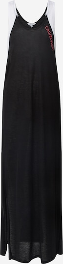 Calvin Klein Swimwear Nachtkleid 'TANK DRESS' in schwarz, Produktansicht