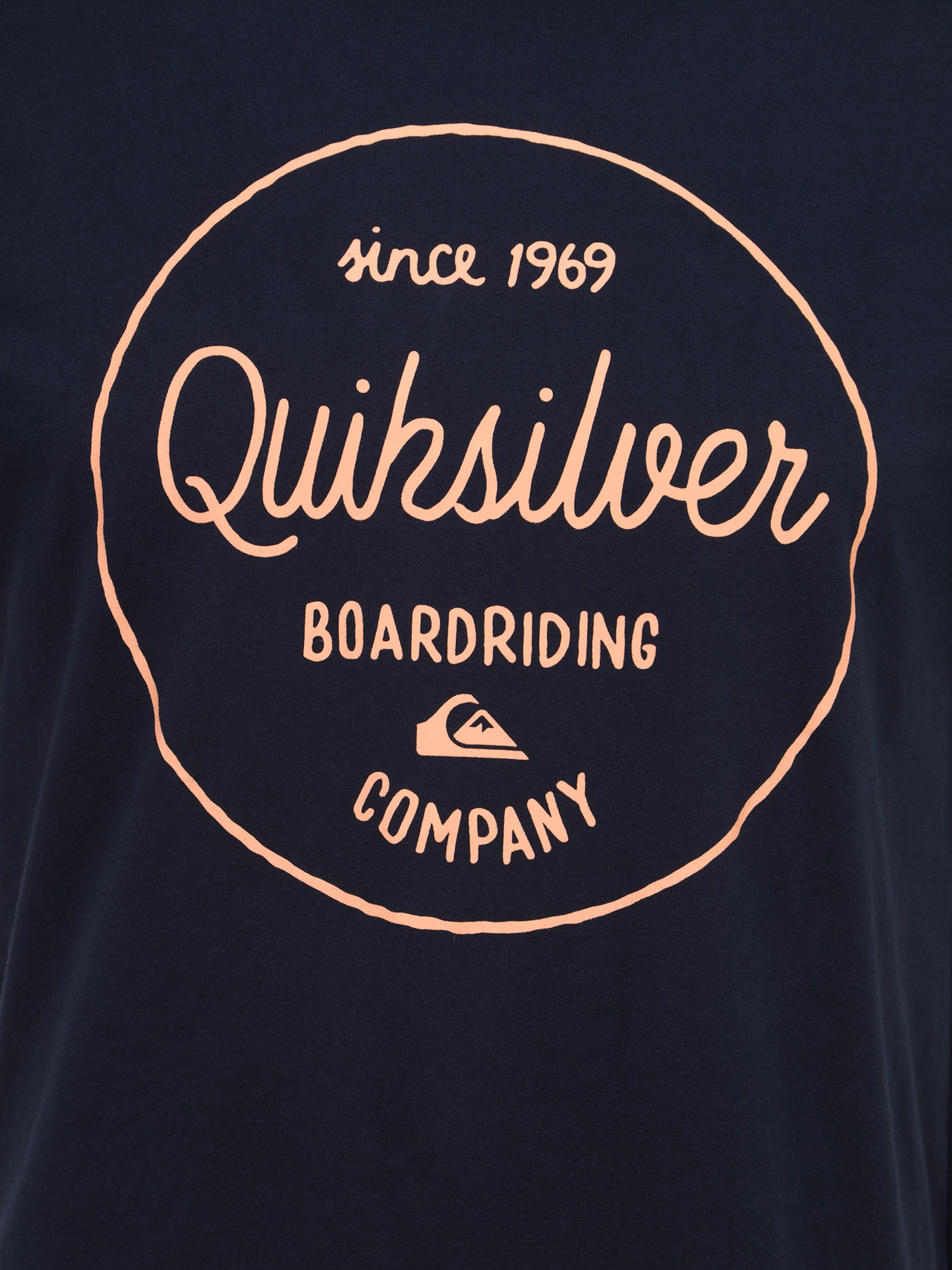 QUIKSILVER T-Shirt im Surferstyle Modestil Günstige Preise Zuverlässig Spielraum Bester Großhandel uN00ue