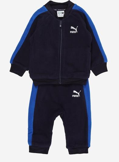 PUMA Ganzteile 'Minicats T7' in blau / dunkelblau, Produktansicht