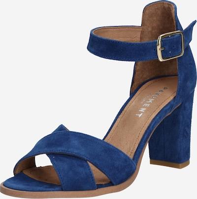 PAVEMENT Sandalen met riem 'Silke' in de kleur Blauw, Productweergave
