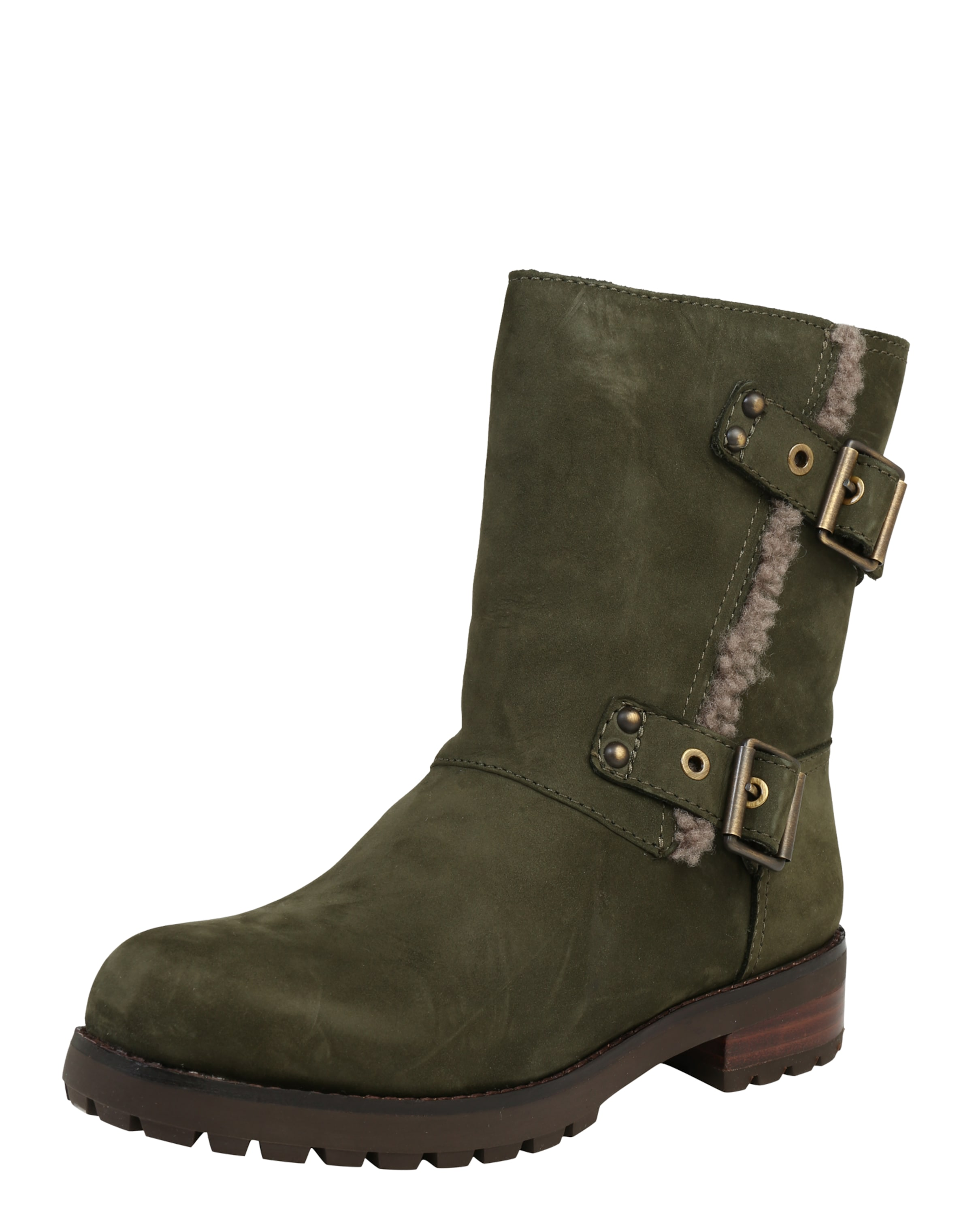 UGG Damen Boots Bailey Button Poppy 1092294-SLPN 38 gZwbiQK