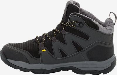 JACK WOLFSKIN Boots 'Mtn Attack 3' in de kleur Donkergrijs / Zwart, Productweergave