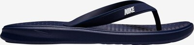 Nike Sportswear Zehentrenner 'Solay Thong' in navy, Produktansicht