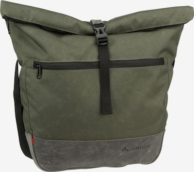 VAUDE Sporttas 'Yanaka' in de kleur Grijs / Groen, Productweergave