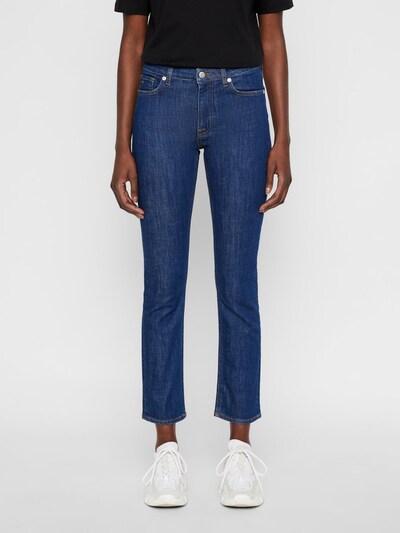 J.Lindeberg Jeans 'Rode Rinse' in blue denim, Modelansicht