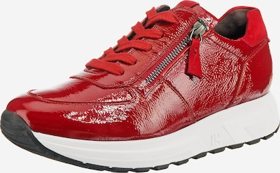 Paul Green Sneakers in rot, Produktansicht