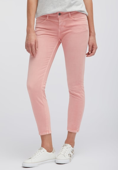 MUSTANG Jeans 'Jasmin' in rosa: Frontalansicht