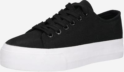 ABOUT YOU Sneaker 'Eda' in schwarz: Frontalansicht