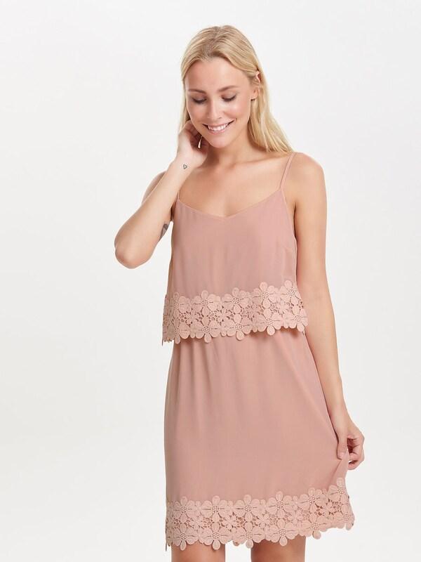 ONLY Detailliertes Kleid ohne Ärmel