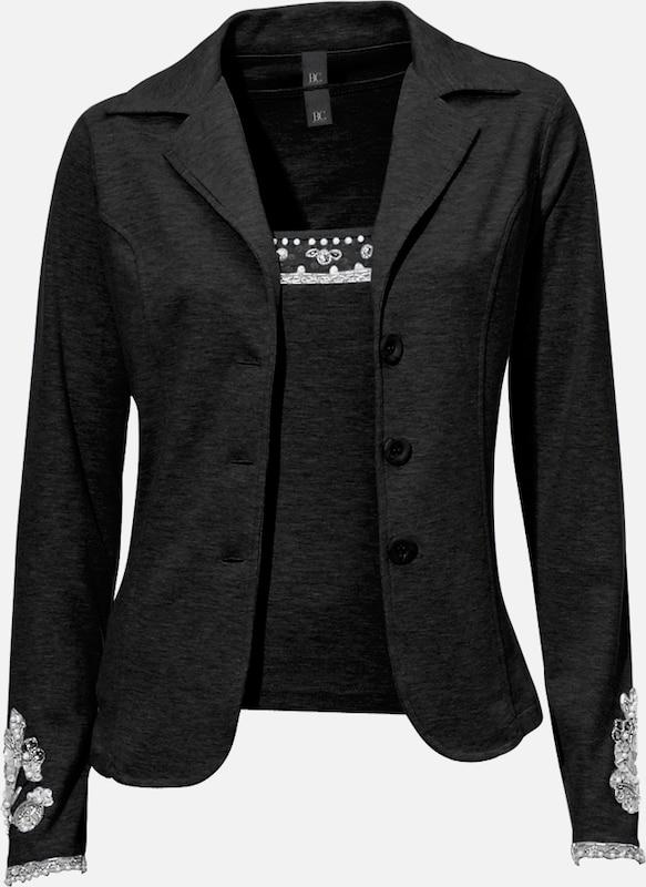 Heine Shirt-Twinset in schwarz  Neue Kleidung in dieser Saison