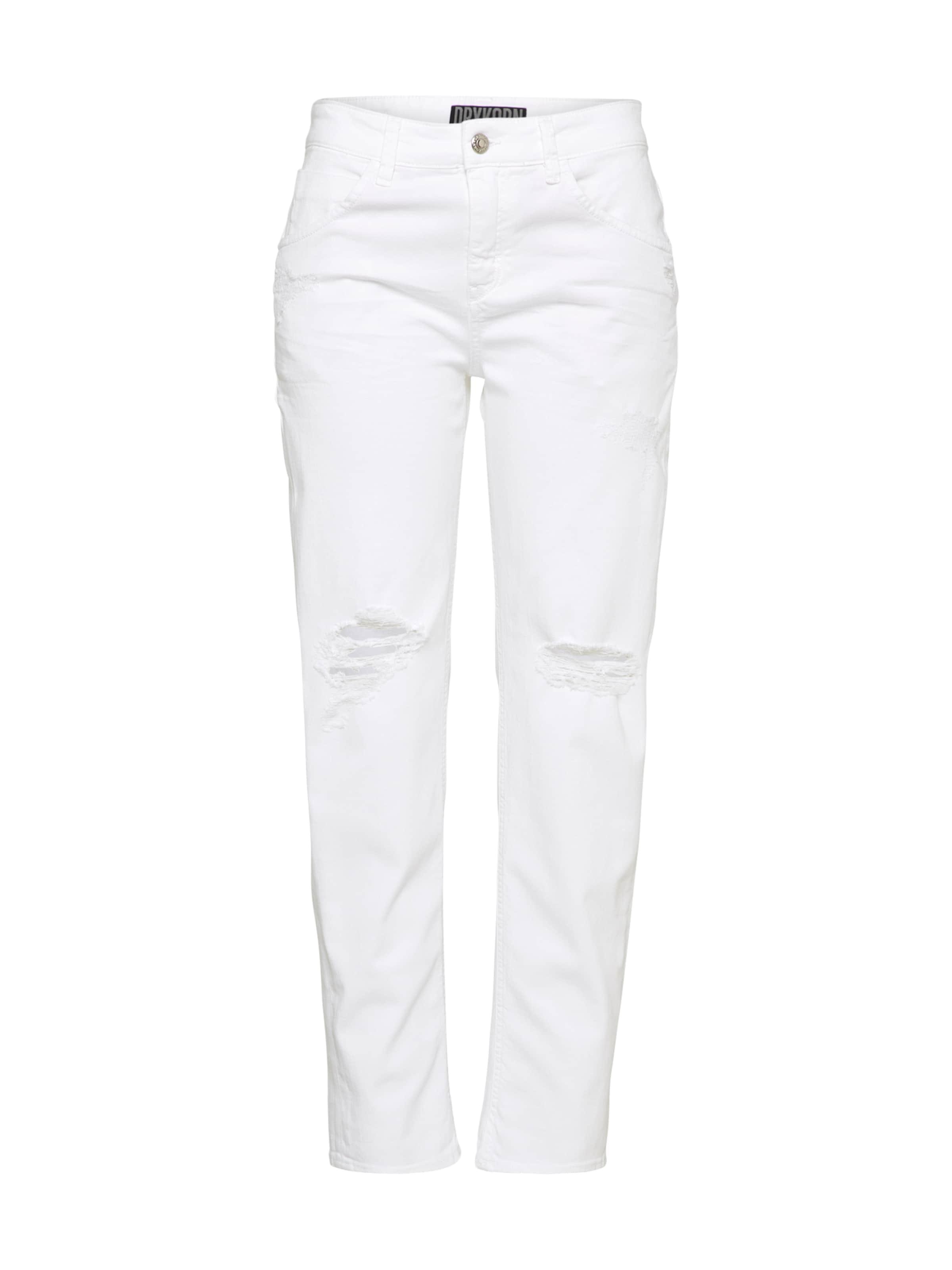 Drykorn Jeans In 'like' White Denim Rq35A4Lj