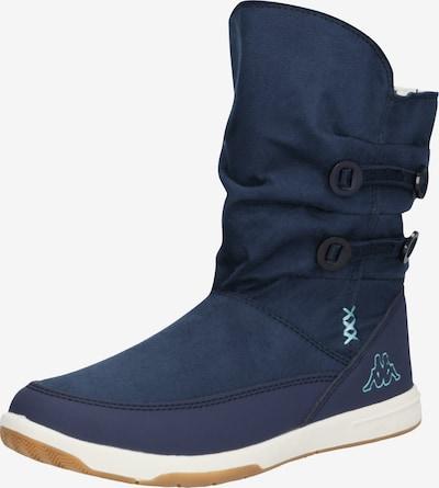 KAPPA Schuhe 'CREAM' in navy / türkis, Produktansicht