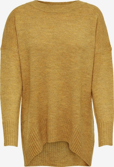 ONLY Strickpullover in goldgelb, Produktansicht
