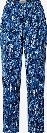Moves Trousers 'Pynni' in Blue / Black / White, Item view