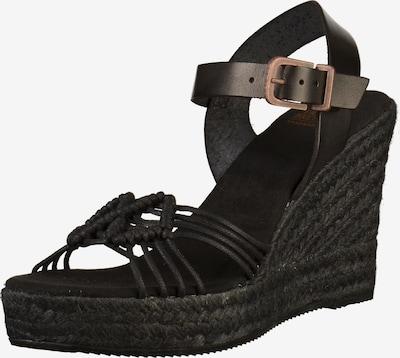 Fred de la BretoniÈre Sandalen in schwarz, Produktansicht