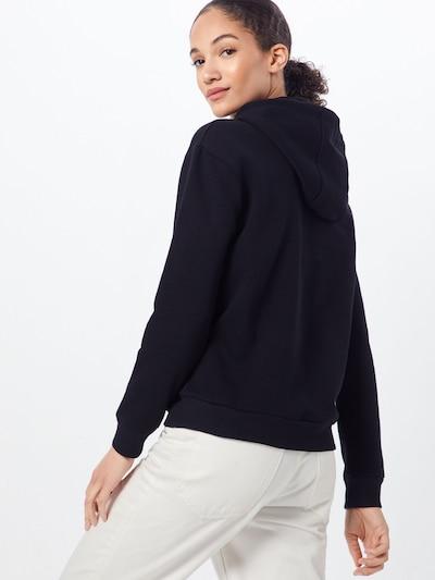 FILA Sweatshirt 'Ebba' in schwarz: Rückansicht