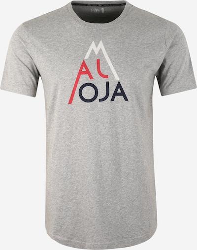 Maloja Funkční tričko 'AlvagniM' - šedá, Produkt