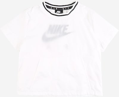 Nike Sportswear Shirt 'G NSW NIKE AIR TOP SS' in weiß, Produktansicht