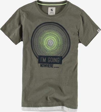 GARCIA Majica | mornarska / zelena barva, Prikaz izdelka