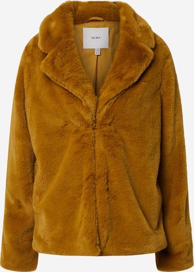 ICHI Tussenjas 'Coat' in de kleur Bruin, Productweergave