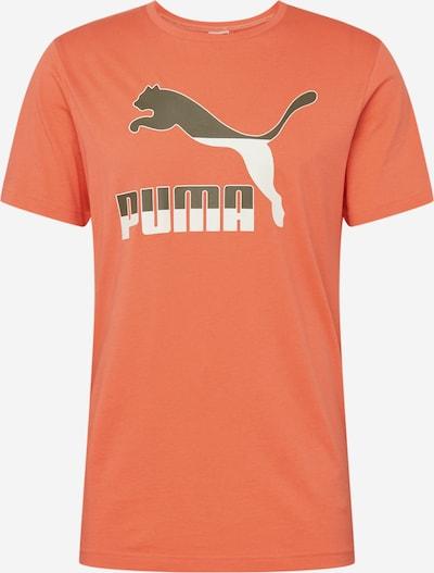PUMA Shirt in orange, Produktansicht