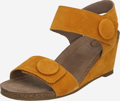 Ca Shott Sandale in gelb, Produktansicht
