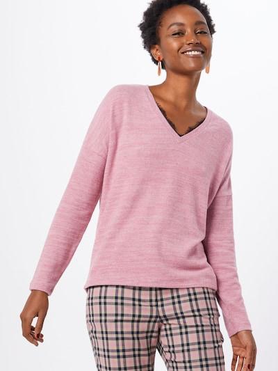 VERO MODA Pulover 'TAMMI' | roza barva: Frontalni pogled