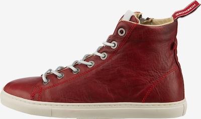 Grünbein Sneaker in dunkelrot, Produktansicht