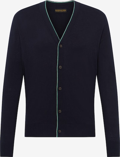 SCOTCH & SODA Strickjacke in navy, Produktansicht
