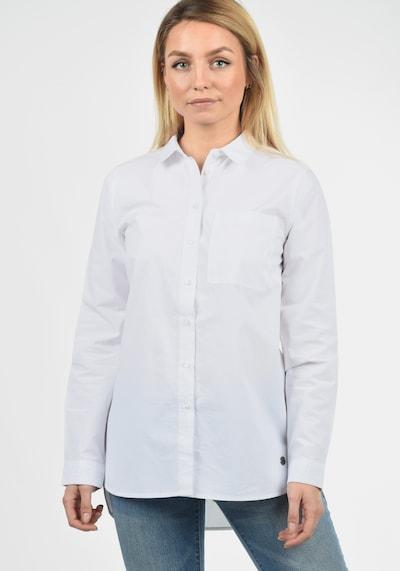 DESIRES Hemdbluse 'Drina' in weiß, Produktansicht