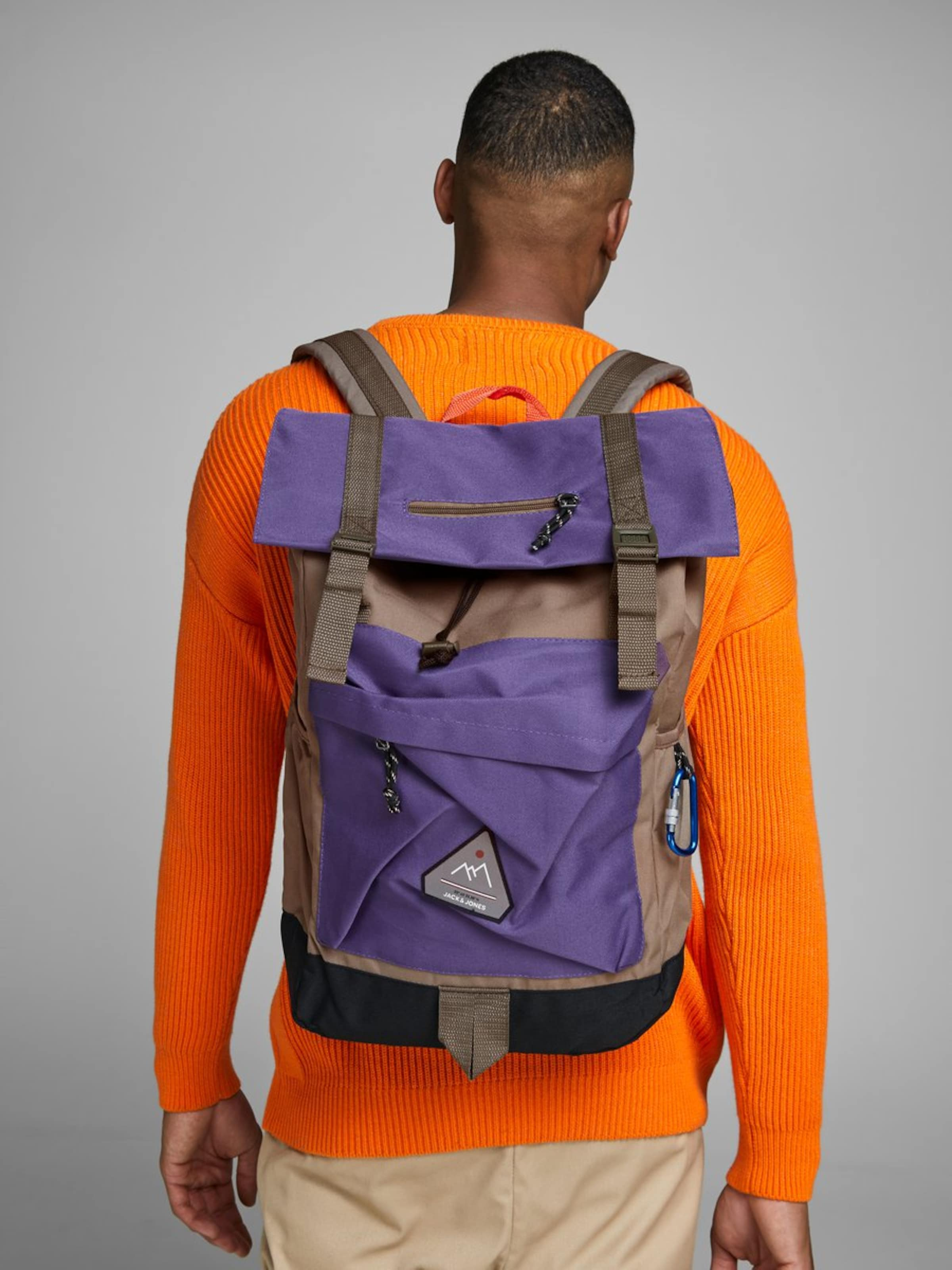 Jackamp; In Rucksack In Jones Rucksack Jackamp; Jones CamelNeonlila jUpMqLzSVG