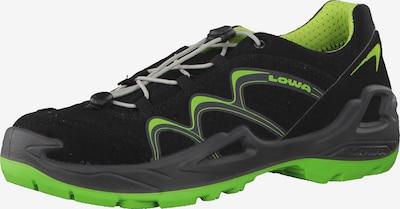 LOWA Outdoorschuhe 'Innox GTX Lo Junior 350150-9903' in limette / schwarz, Produktansicht