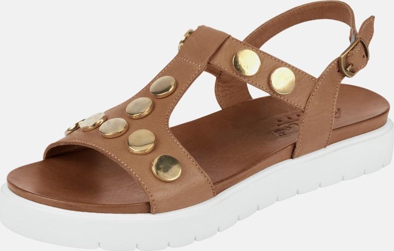 ANDREA CONTI Sandalette mit Nieten-Applikation