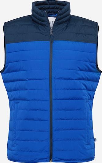 GAP Brezrokavnik | nočno modra / kraljevo modra barva, Prikaz izdelka