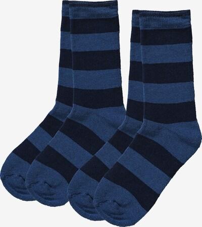 EWERS Socken in blau / nachtblau, Produktansicht