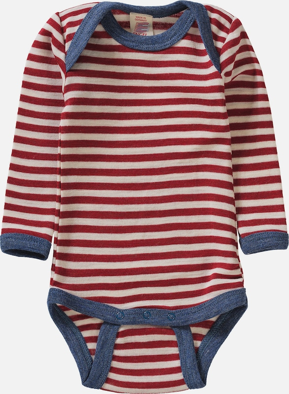 ENGEL Body in navy / rot / weiß, Produktansicht