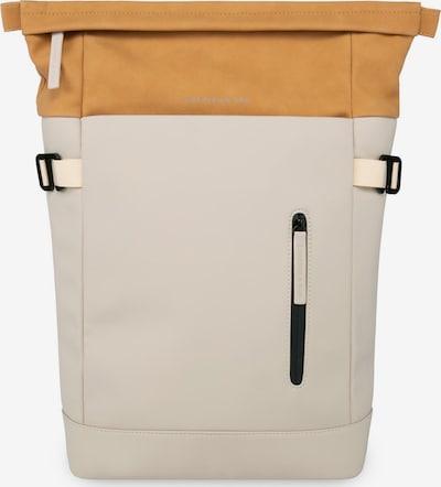 Kapten & Son Batoh 'Aarhus' - béžová / oranžová, Produkt