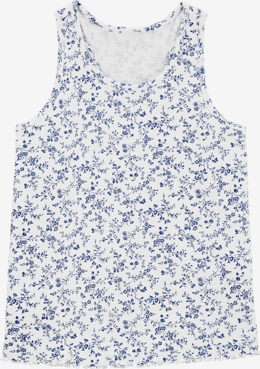 OshKosh Top in blau / weiß, Produktansicht
