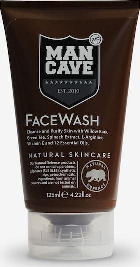 ManCave 'FaceWash' Gesichtsreinigungsgel für Männer in braun, Produktansicht