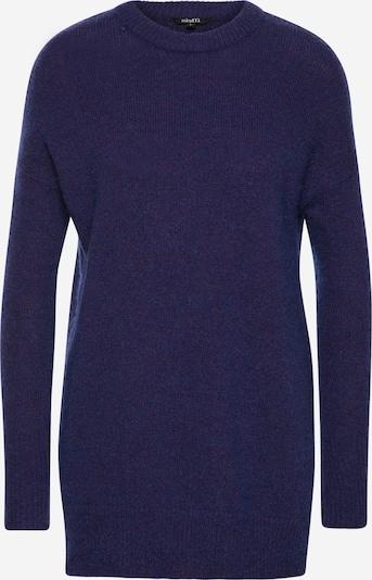 mbym Pullover 'Thames' in lila, Produktansicht