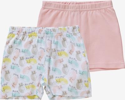 Boley Shorts in mischfarben / rosa, Produktansicht