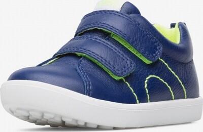 CAMPER Sneaker 'Pursuit' in blau / neongelb, Produktansicht