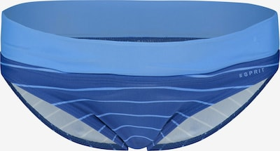 Esprit Maternity Bas de bikini en bleu, Vue avec produit