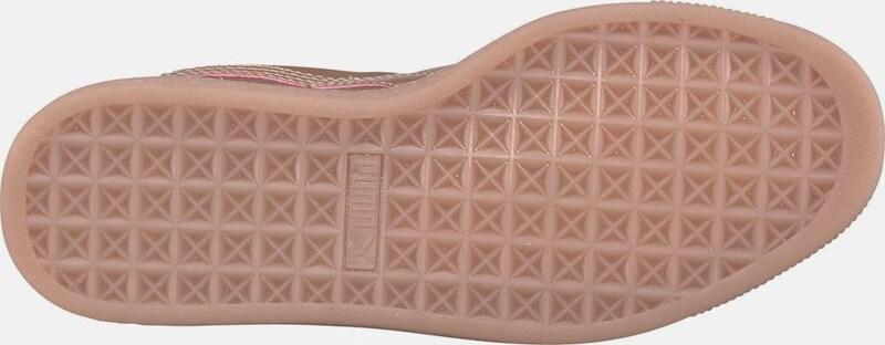 PUMA PUMA Sneaker »Basket Heart Copper Wns«