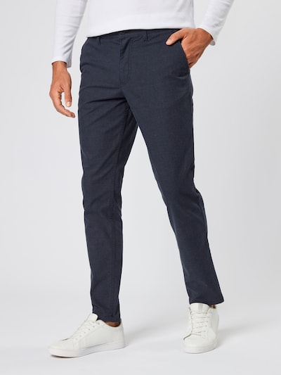 SELECTED HOMME Hose in navy, Modelansicht